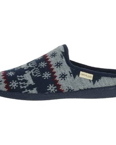 Modré papuče Grunland