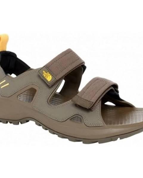 Viacfarebné sandále The North Face