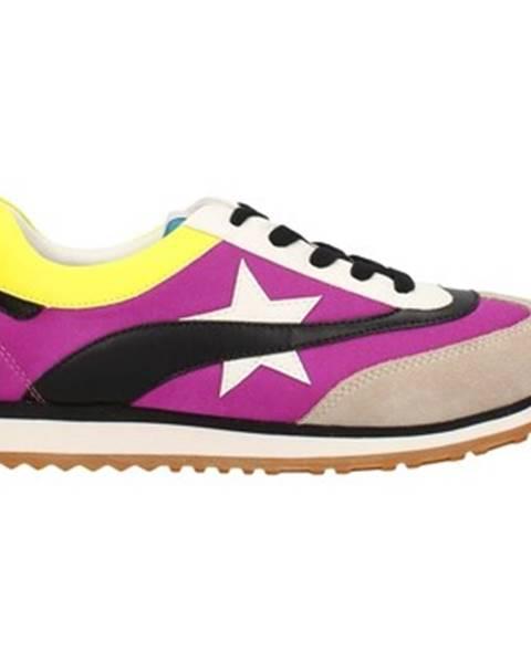 Viacfarebné tenisky Emanuélle Vee