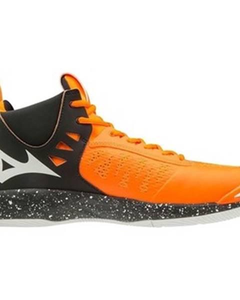 Viacfarebné topánky Mizuno