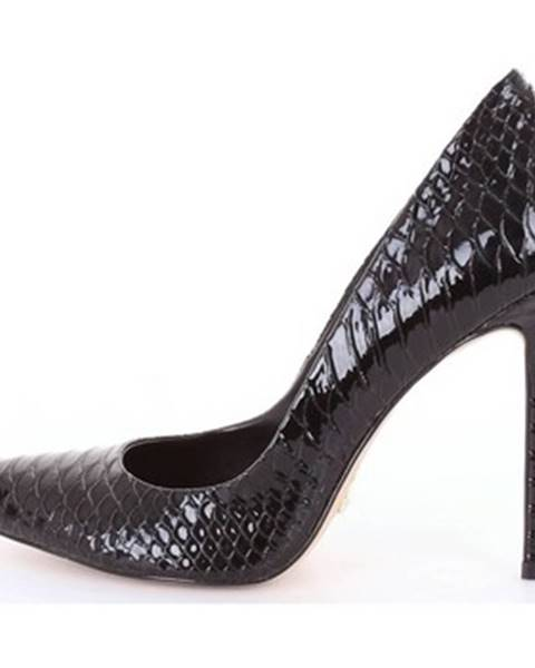 Čierne topánky Cecconello