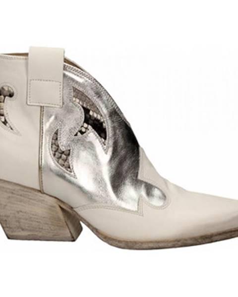Viacfarebné topánky Elena Iachi