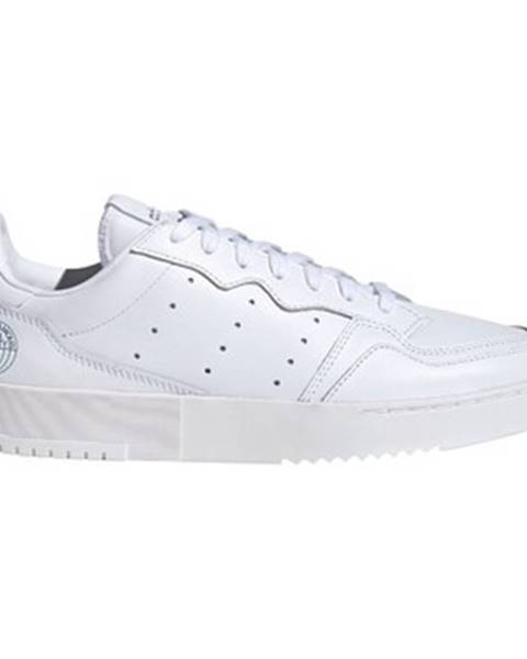 Biele tenisky adidas