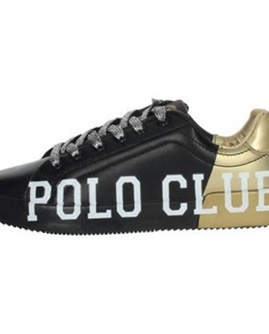 Čierne tenisky Beverly Hills Polo Club