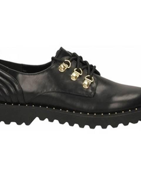 Čierne topánky Twin Set