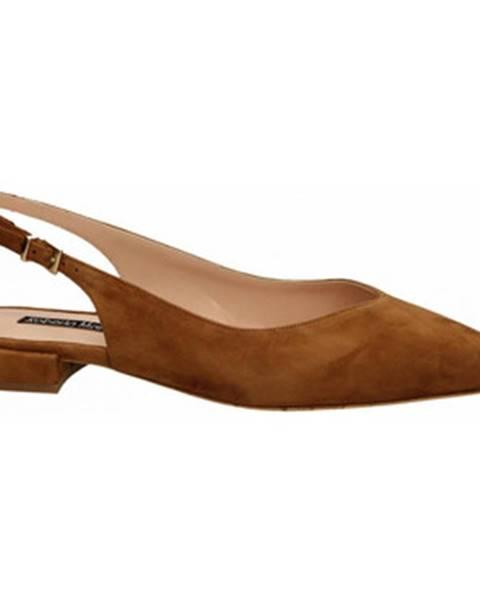 Hnedé topánky Roberta Martini