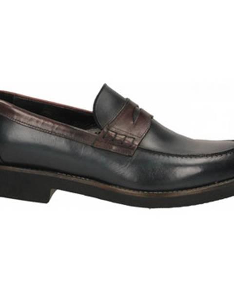 Fialové topánky Edward's