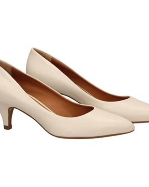 Modré topánky Malù