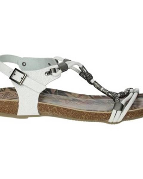 Biele topánky Porronet