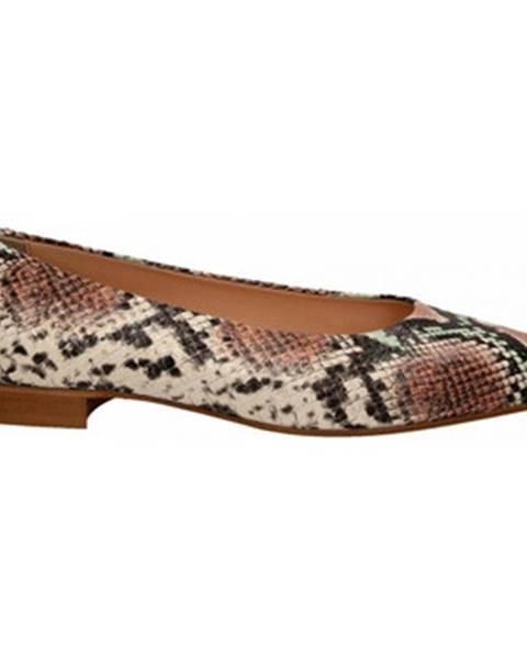 Žlté topánky Lamica