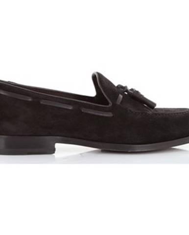 Čierne topánky Tagliatore