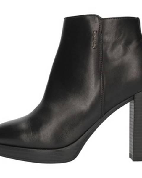 Čierne topánky Nero Giardini