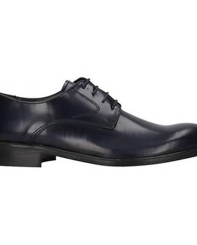Modré topánky Antony Sander