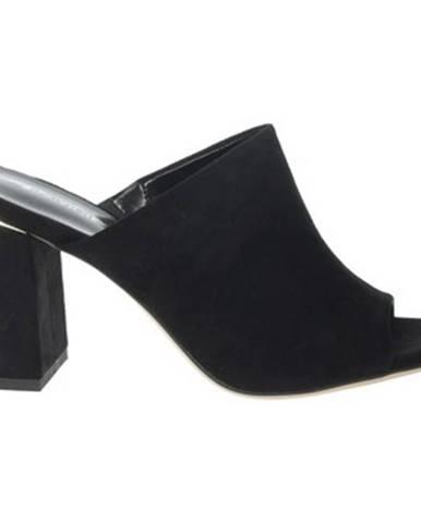 Čierne topánky Silvian Heach