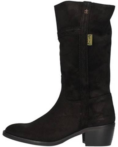 Čierne čižmy Dakota Boots