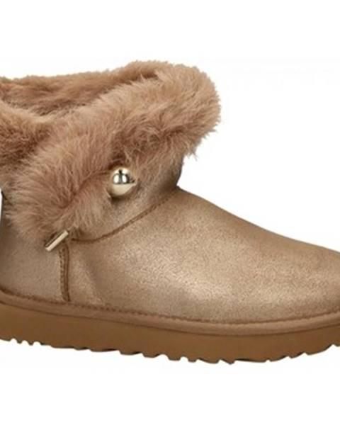 Biele topánky UGG