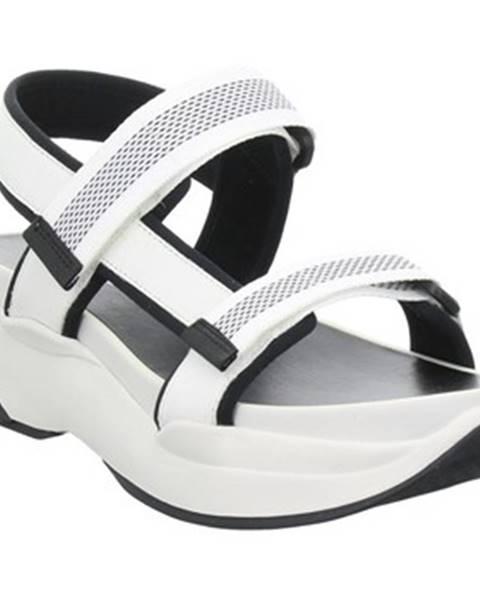 Biele topánky Vagabond
