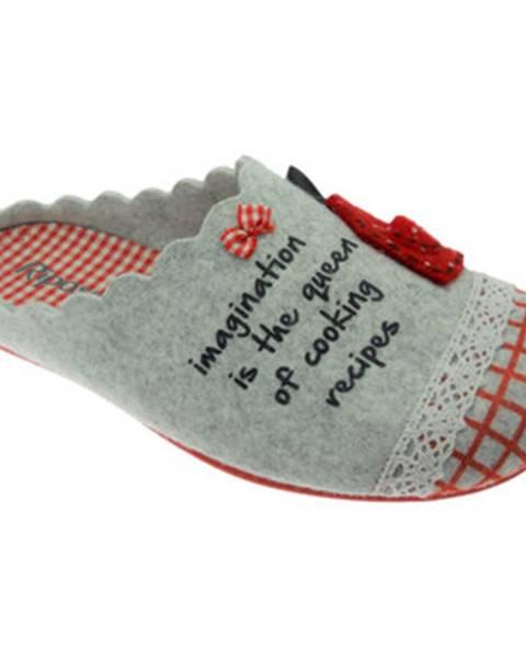 Červené topánky Riposella