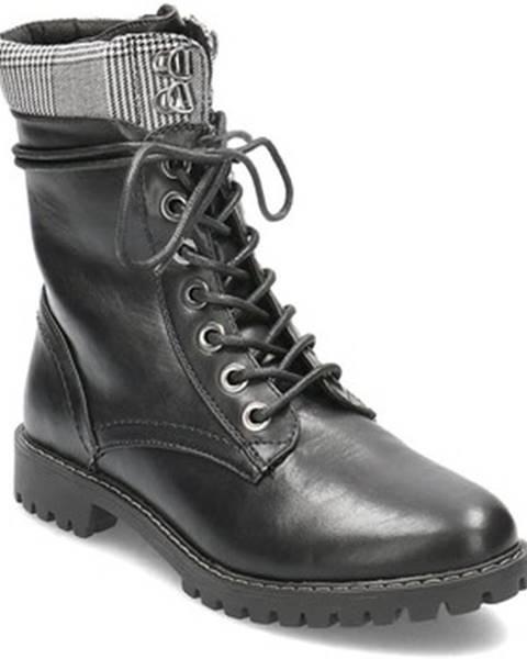Čierne topánky S.Oliver