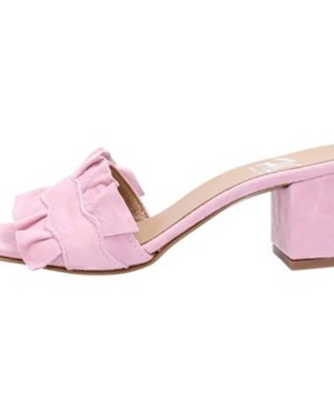 Ružové topánky Hl - Helen