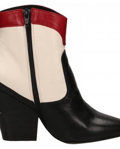 Viacfarebné topánky Oasi Private Collection