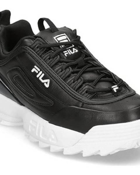 Čierne tenisky Fila
