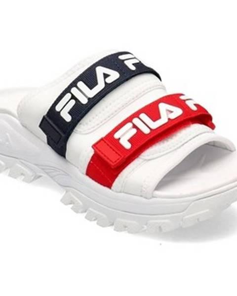 Biele topánky Fila
