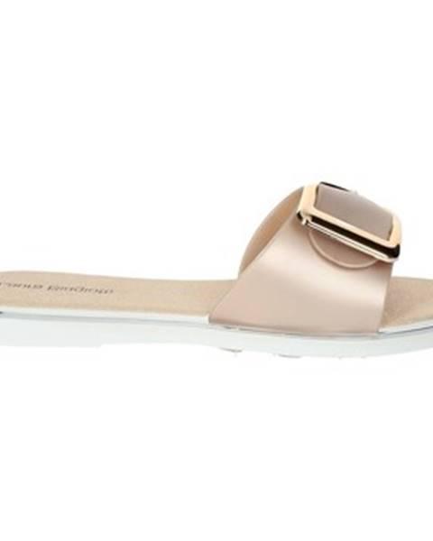 Ružové topánky Laura Biagiotti