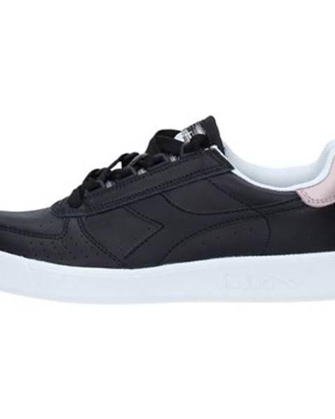 Čierne tenisky Diadora