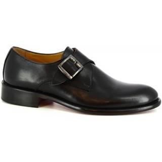 Derbie Leonardo Shoes  T111 SIVIGLIA NERO