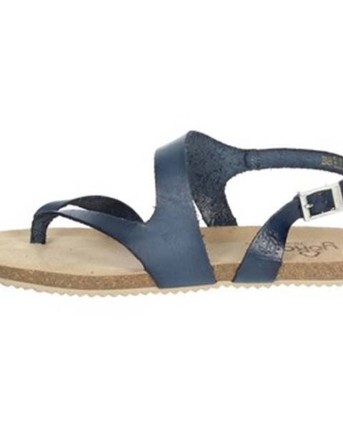 Modré topánky Yokono