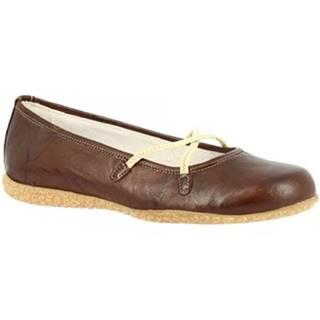 Balerínky/Babies Leonardo Shoes  252 NUTELLA