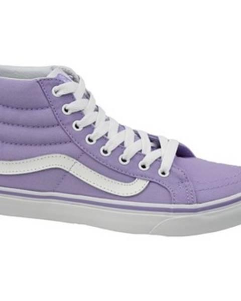 Fialové topánky Vans