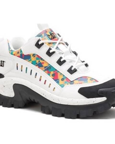 Biele topánky Caterpillar