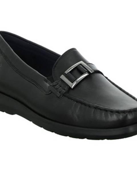 Čierne topánky Sioux
