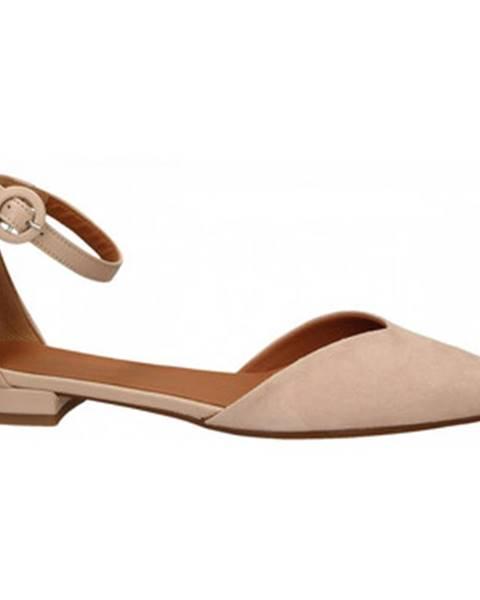 Ružové topánky Andrea Zali