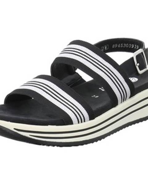 Viacfarebné topánky Remonte Dorndorf
