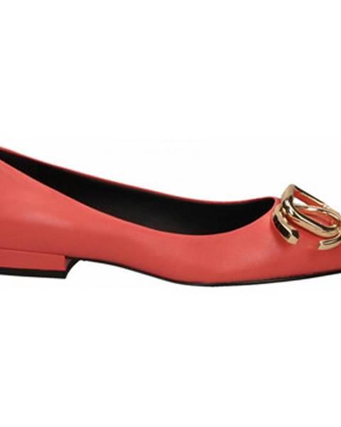 Červené topánky What For