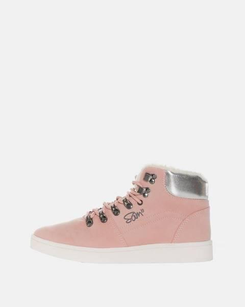 Ružové topánky SAM 73