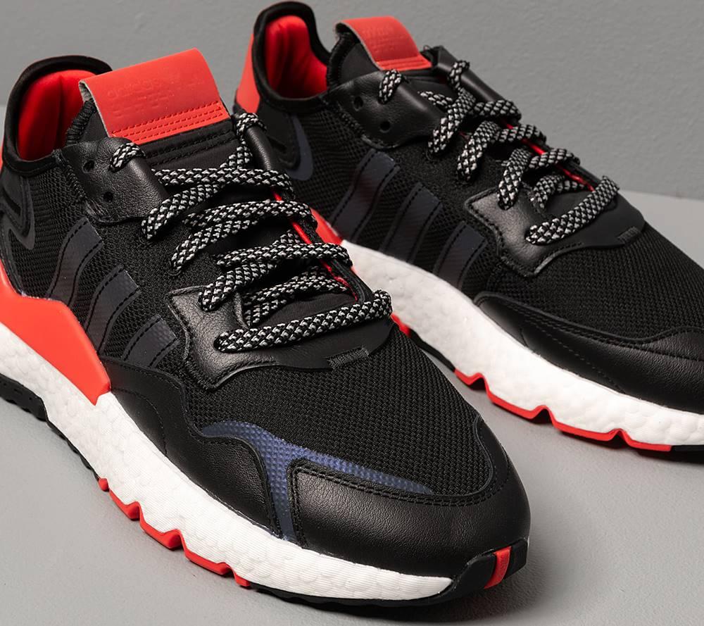adidas Originals adidas Nite Jogger Core Black/ Ftw White/ Hi