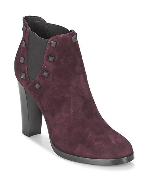 Červené topánky Alberto Gozzi