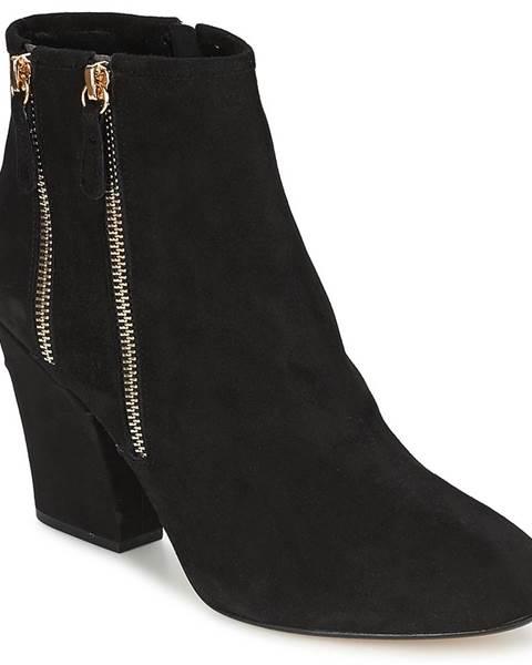 Čierne topánky Dune
