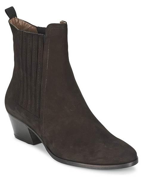 Čierne topánky Elia B