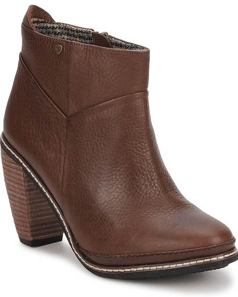 Hnedé topánky Feud
