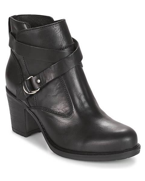 Čierne topánky PLDM by Palladium