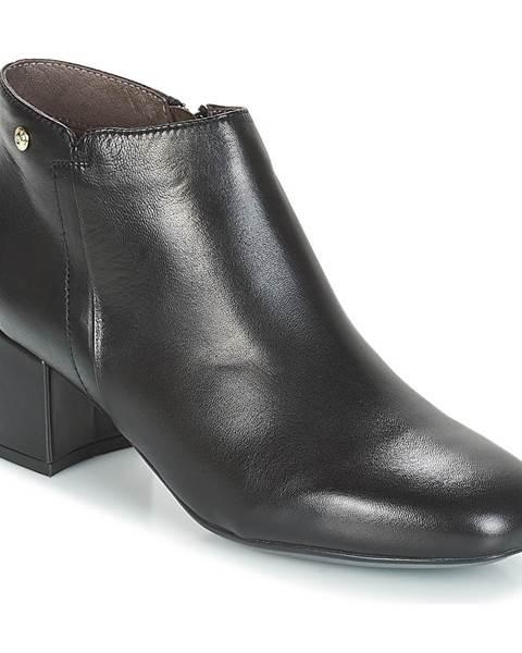 Čierne topánky Stonefly