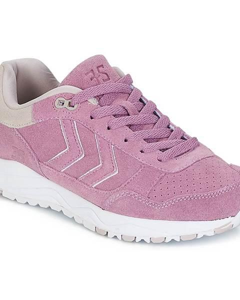 Ružové tenisky Hummel