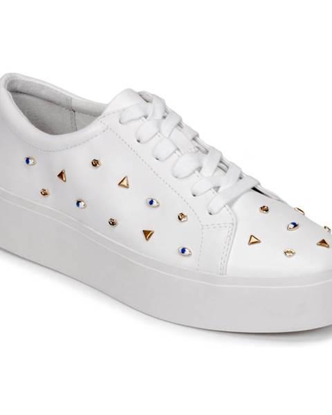 Biele tenisky Katy Perry