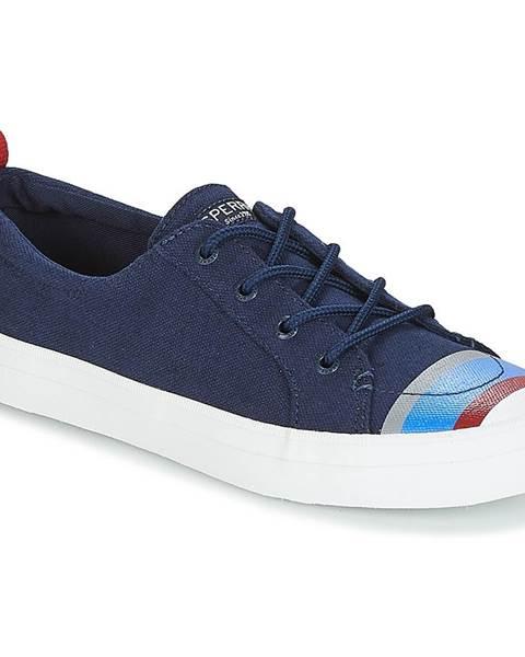 Modré tenisky Sperry Top-Sider