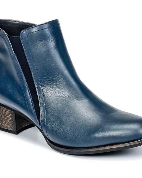 Modré topánky So Size